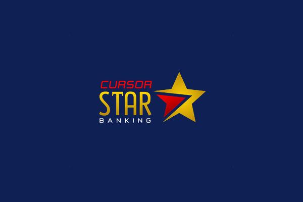 Cursor Star Banking Logo