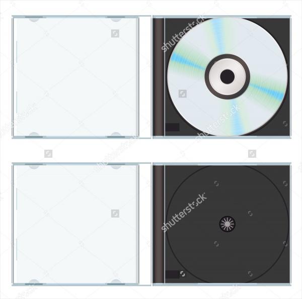 DVD Plastic Packaging