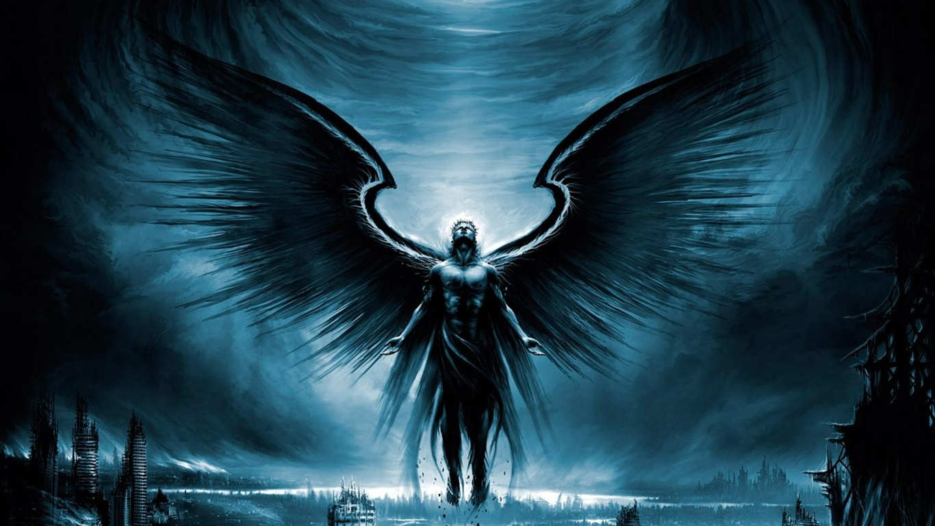 Dark Angel Wallpaper For You