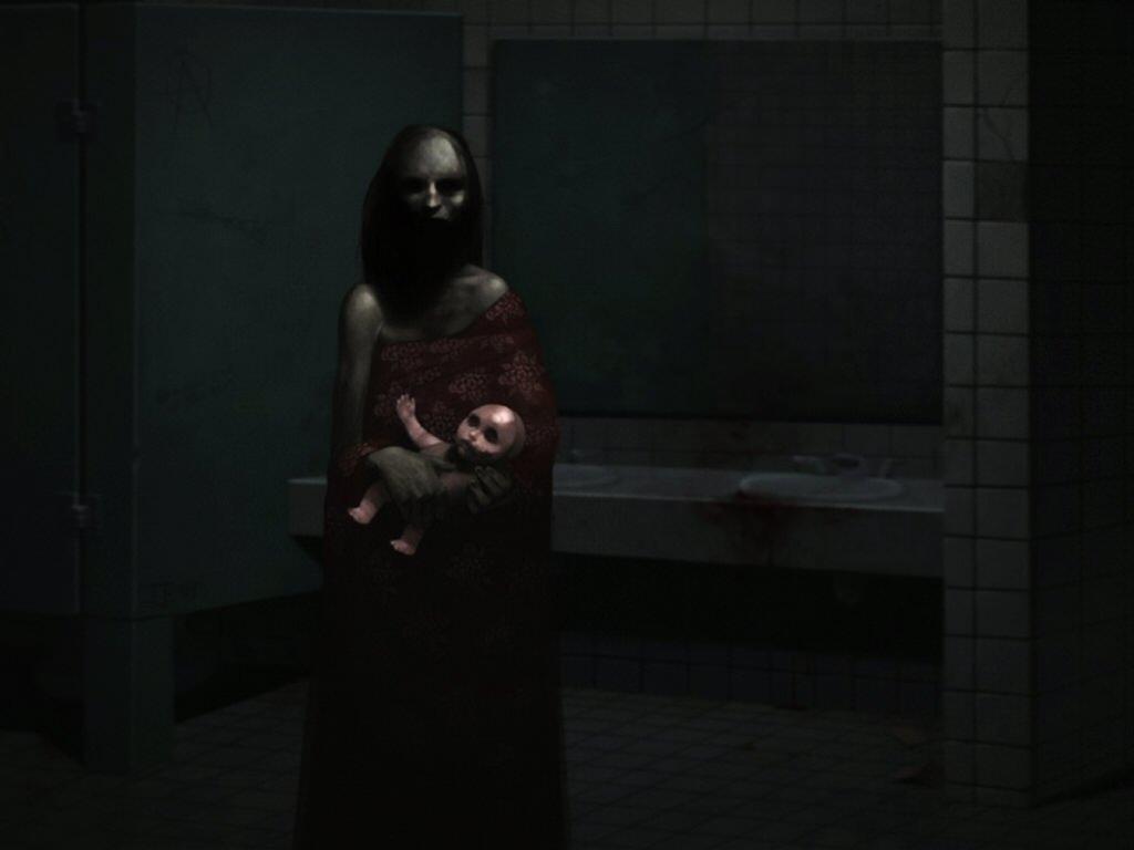 Dark Creepy HD Wallpaper
