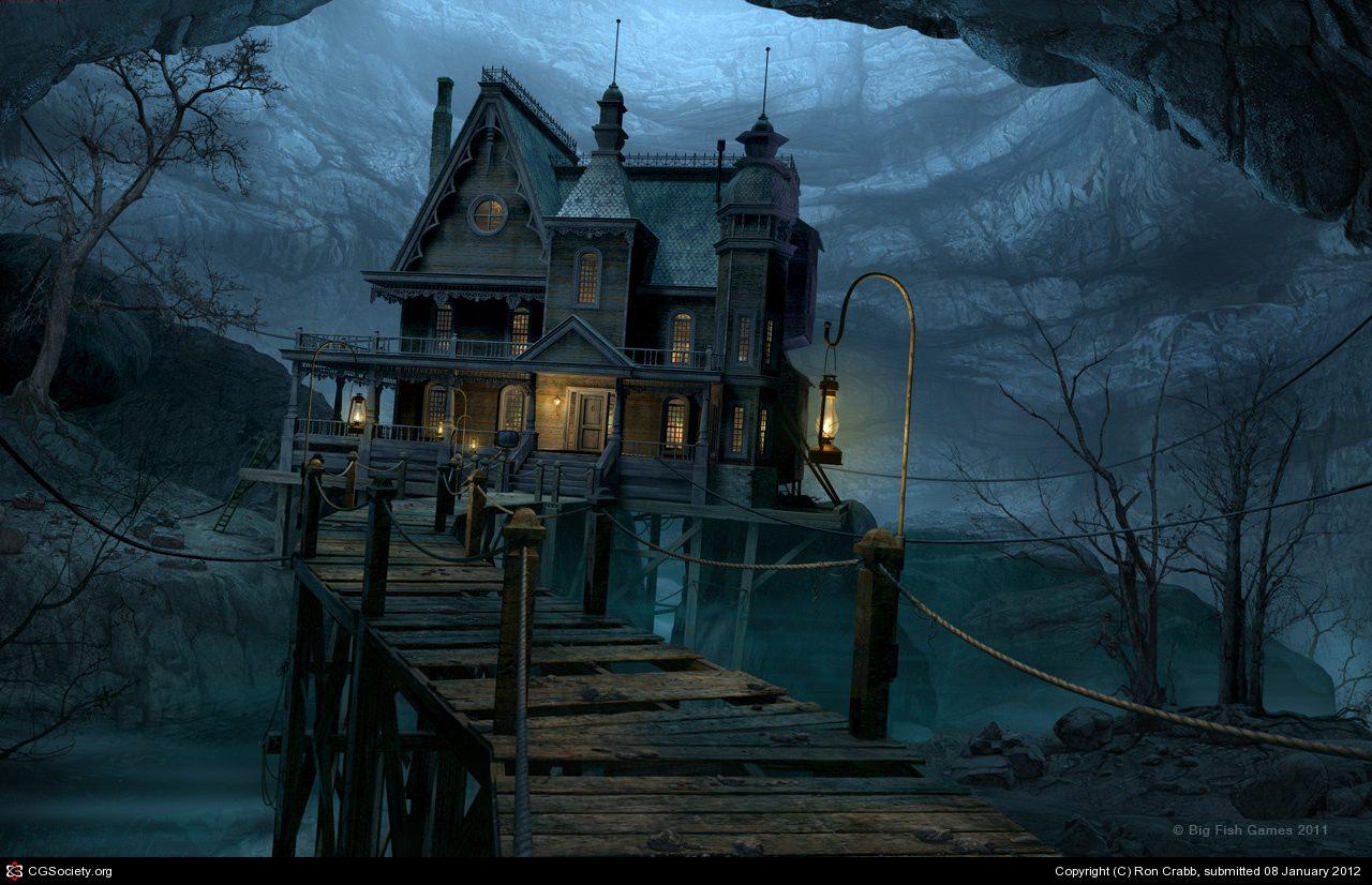 Ghost house underground games online