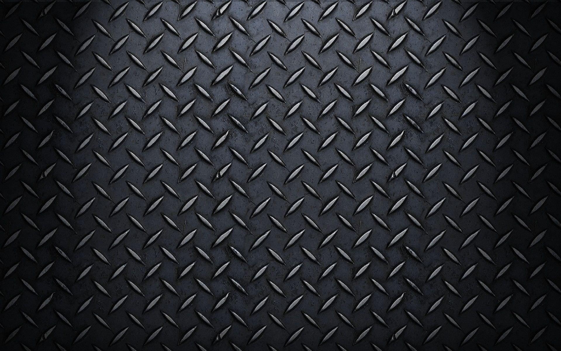 Dark Plain Metal Background