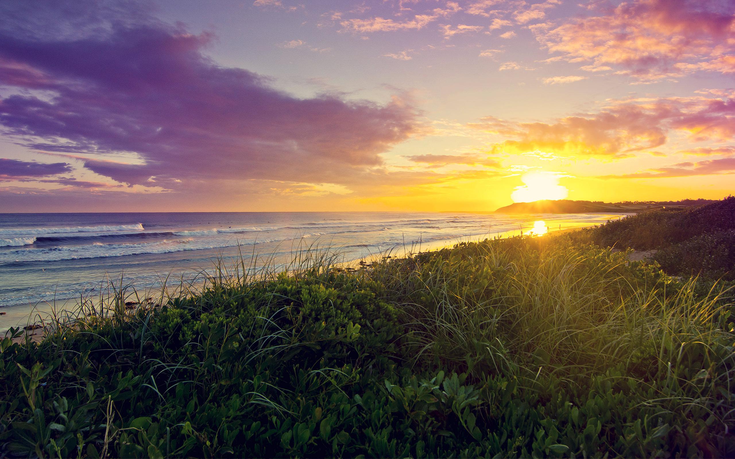 Dee Why Beach Sunrise Wallpaper