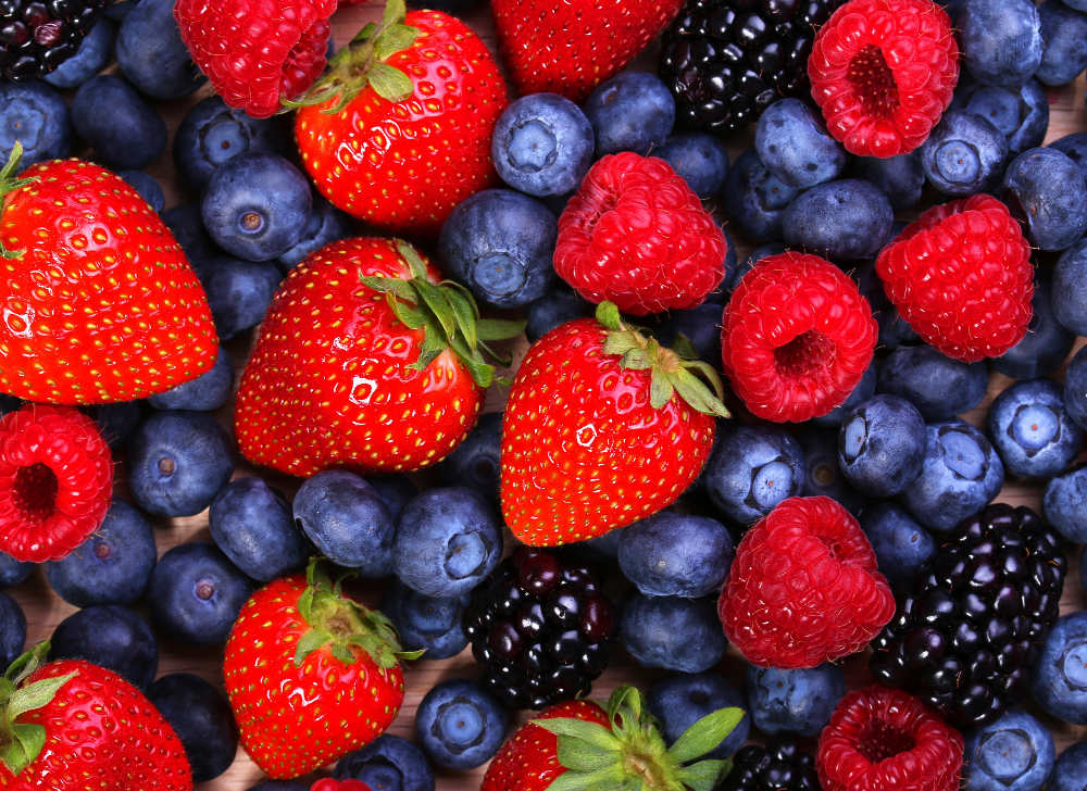 Delicious Blackberry Wallpapers For Free