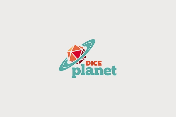 Dice Planet Logo For Download