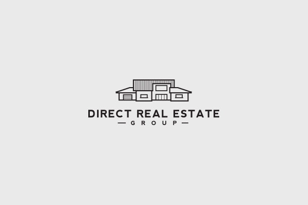 Direct Real Estate Group Logo