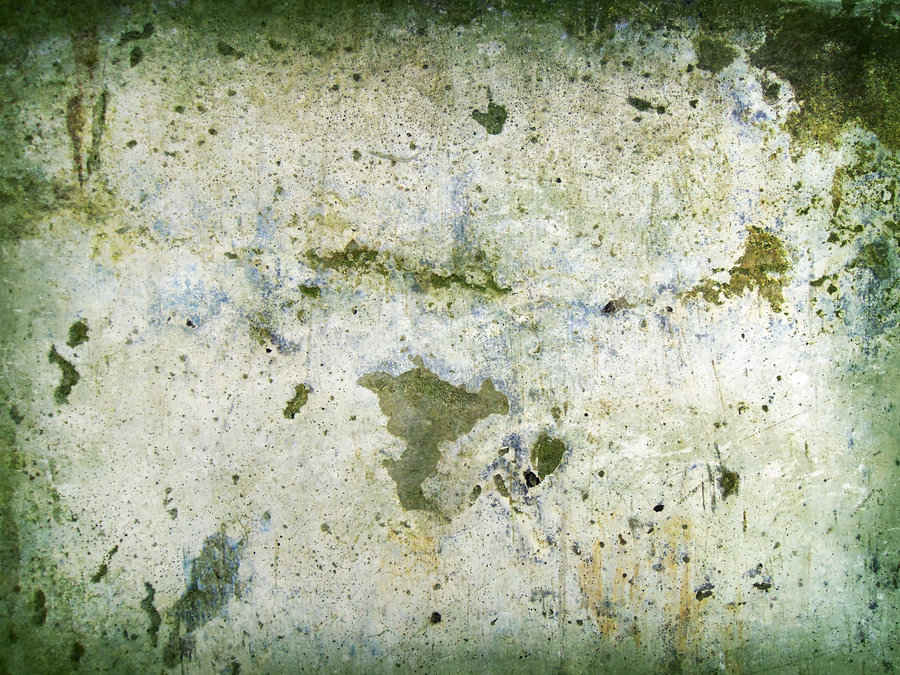 Distressed Concrete Wallpaper