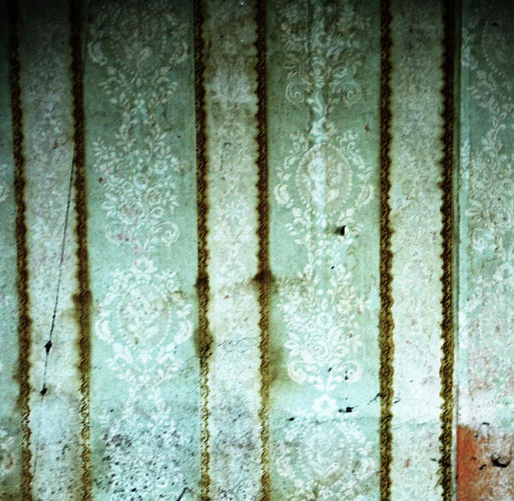 Distressed Wallpaper Texture