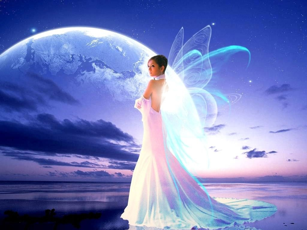 Download Beautiful Fairy Wallpaper