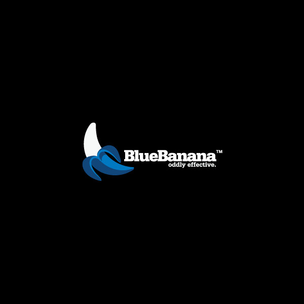 Download Blue Banana Logo