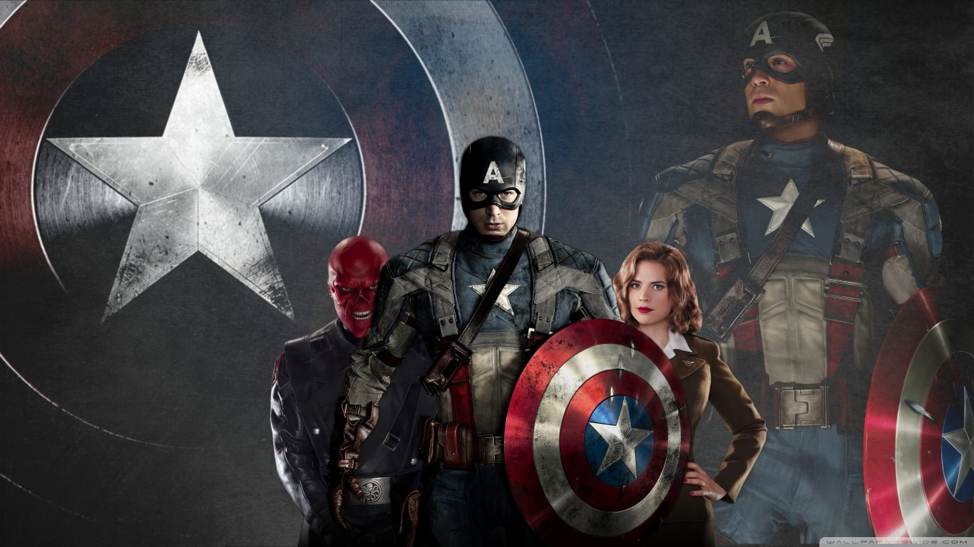 Download Captain America Wallpaper