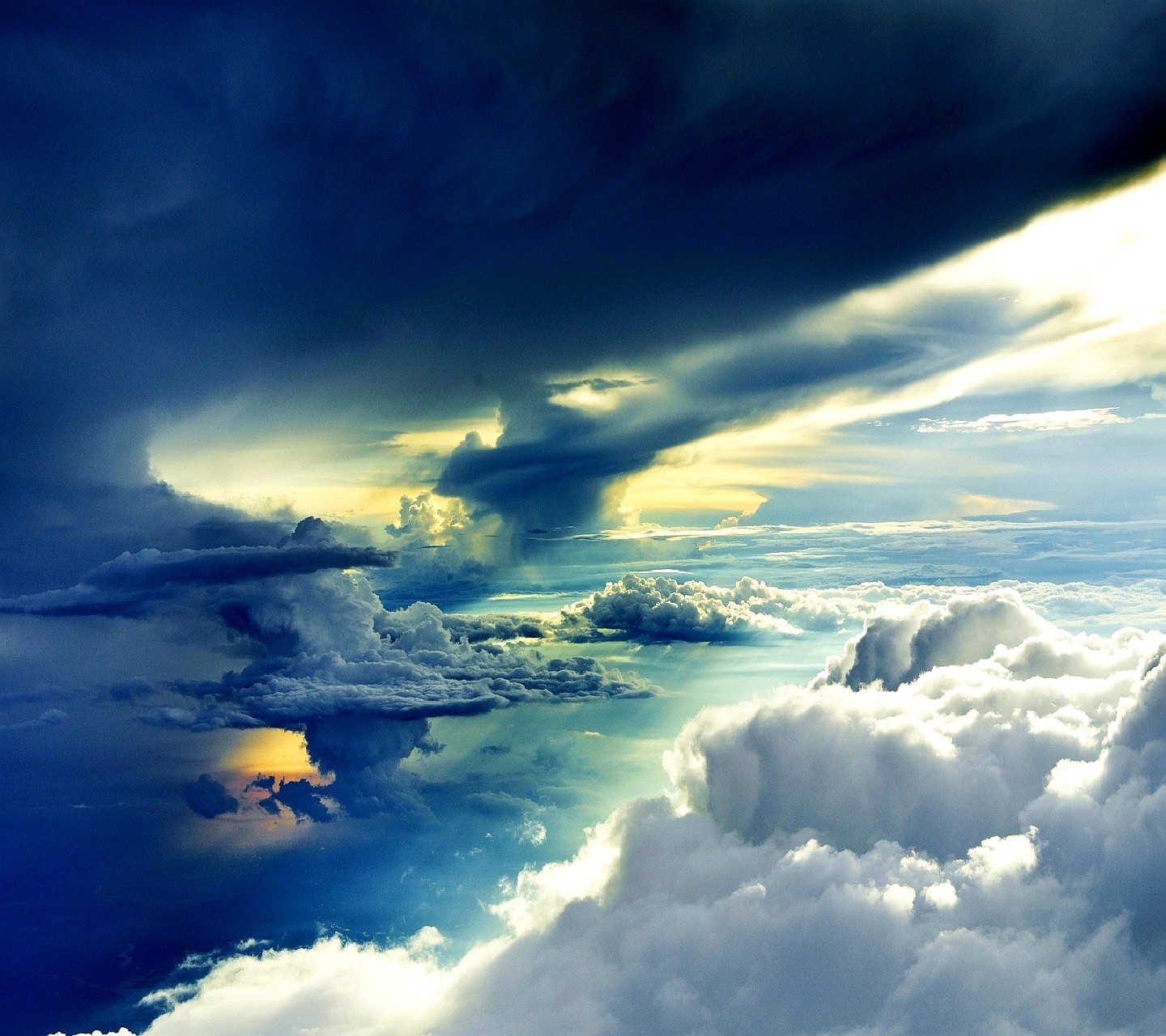 Download Clouds Wallpaper