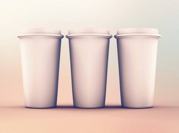 Download Free PSD Paper Coffee Cup Mockups