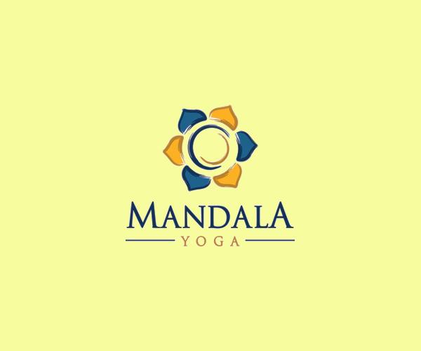 Dynamic Mandala Yoga Logo