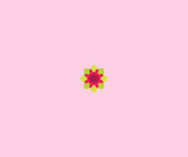 Eco Friendly Flower Logo