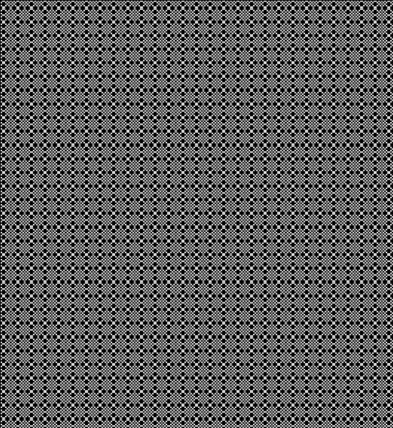 Elegant Black Grid Pattern