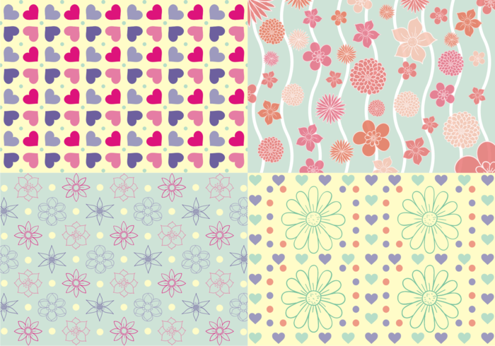 Elegant Girly Patterns