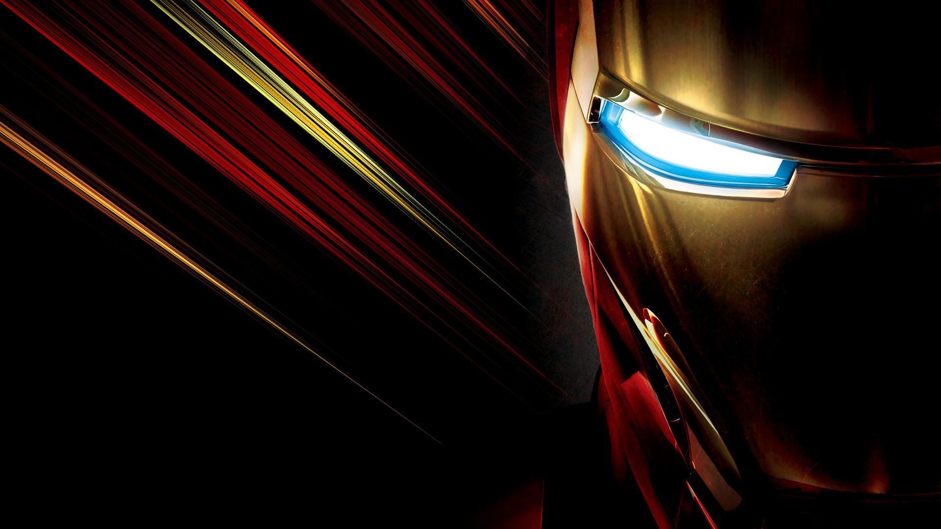 Elegant Iron Man Wallpaper
