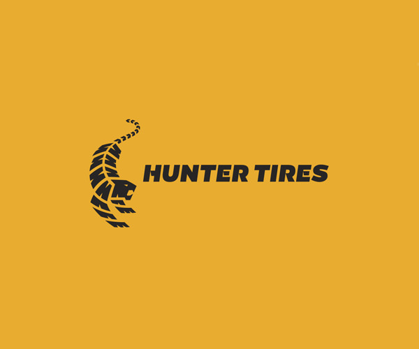 Elegant Tiger Tires Logo