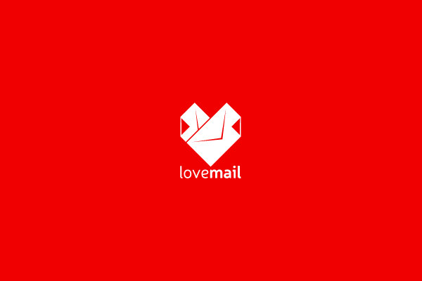 Email Logo Design For Dating