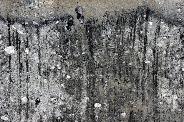 Eroded Concrete Surface Texture