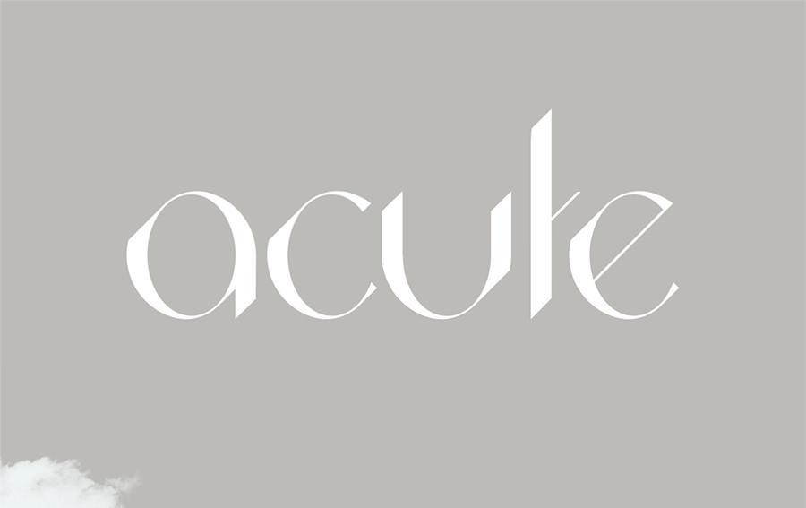 FAntastic Acute Font