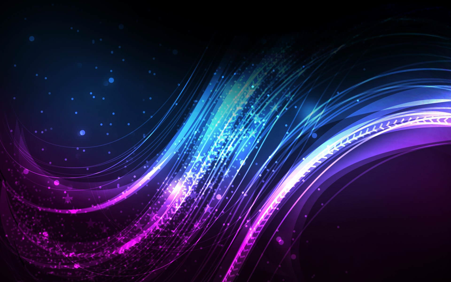 Fabulous Abstract Color Background