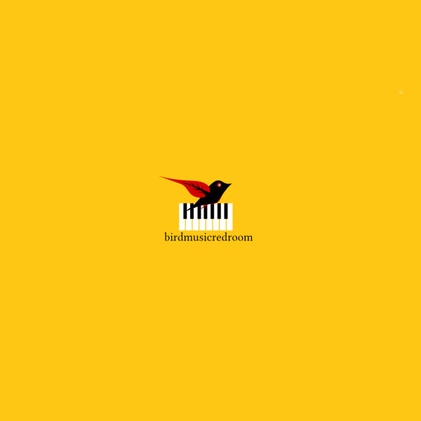 Fabulous Music Bird Logo