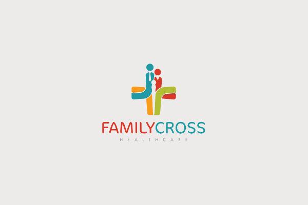 Family Cross Health Logo