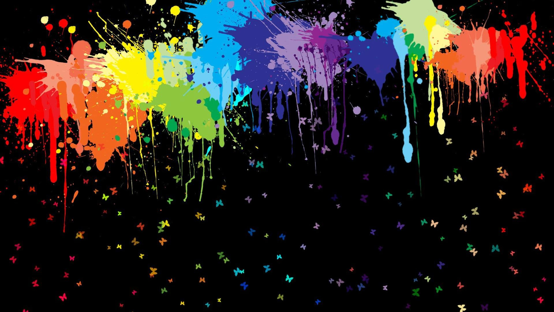 Fantastic Abstract Art Wallpaper