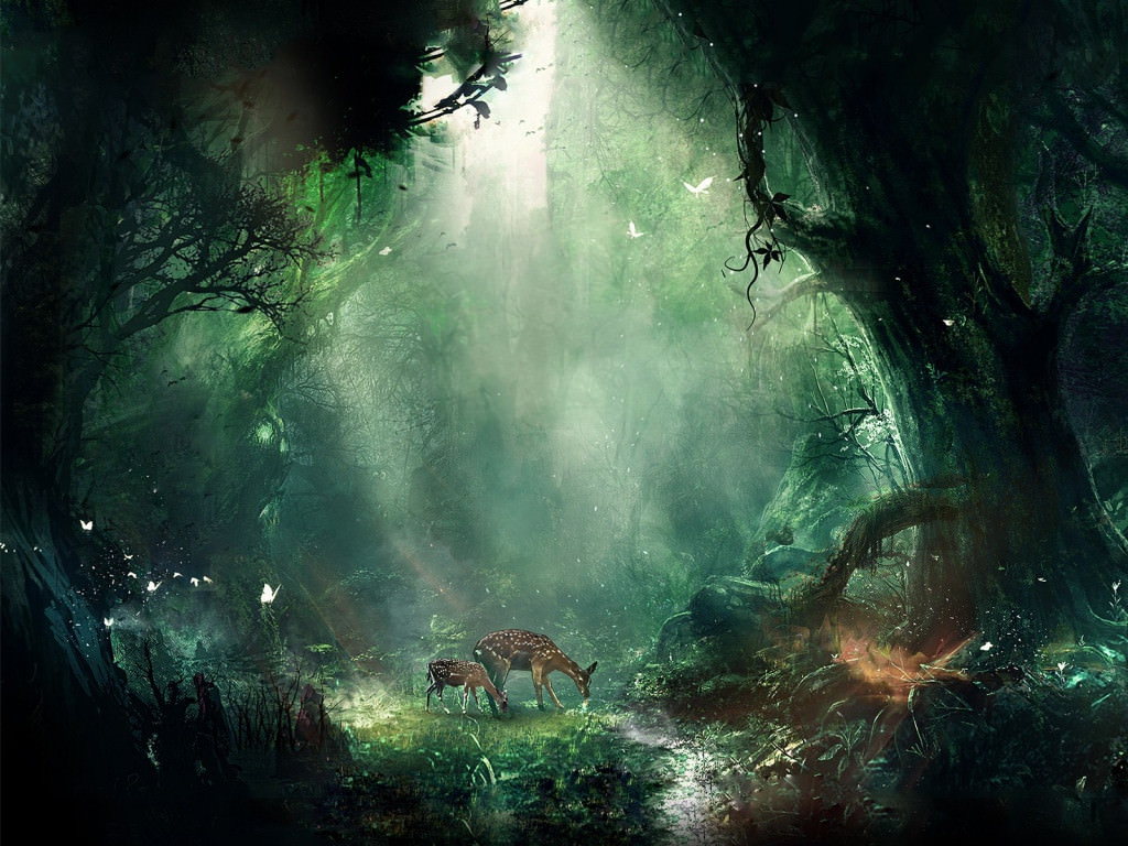 21 magical backgrounds - photo #2