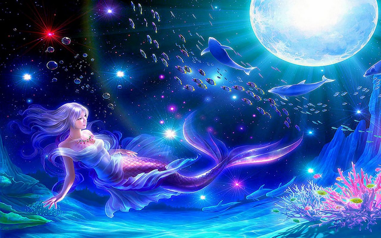 Fantasy Mermaid Wallpapers