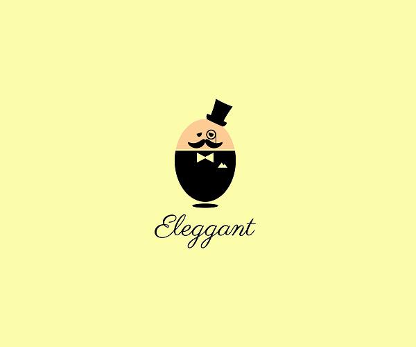 Farming Agriculture Egg Logo