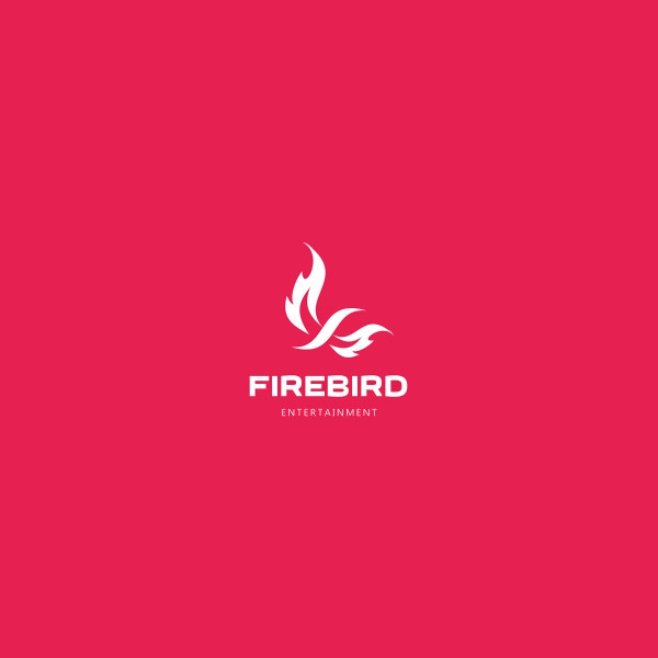 Fire Bird Wings Logo