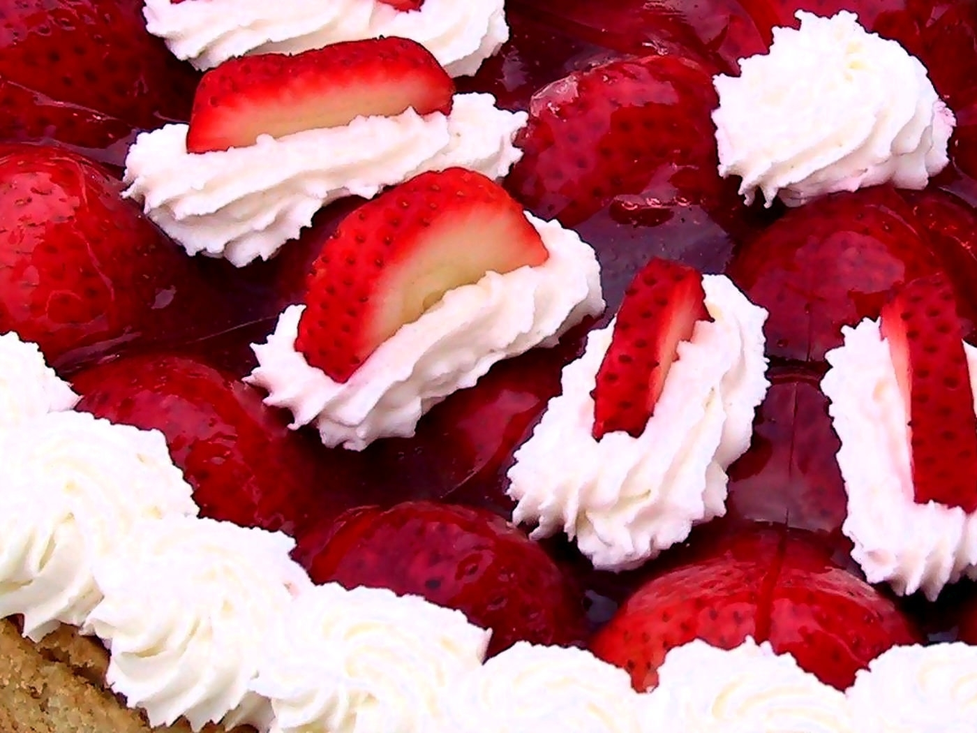 Food Strawberry Wallpaper
