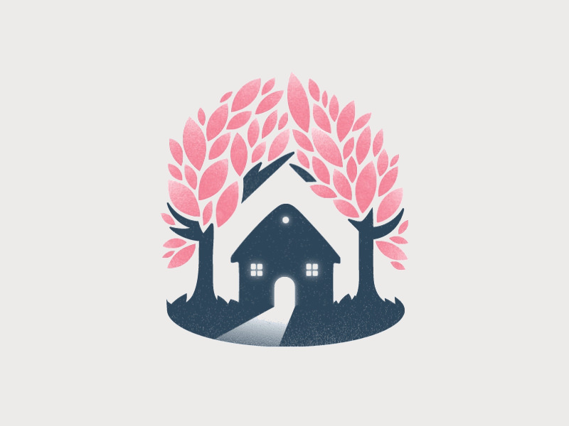Forest House Logo For Download