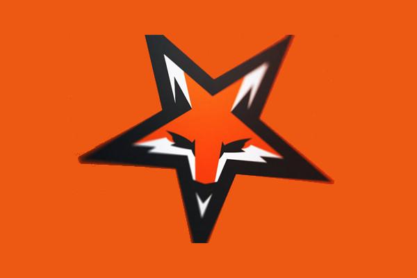 Fox Star Logo Design For Download