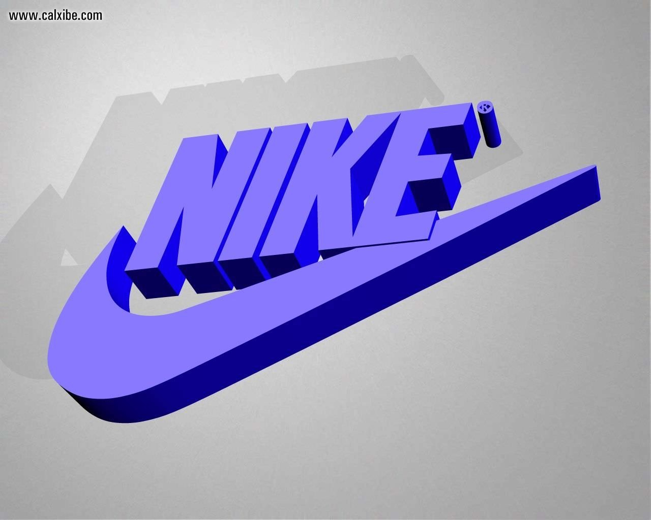 Free Nike 3D Background