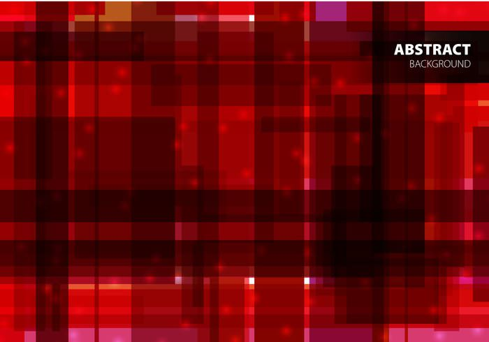 Free Red Abstract Background