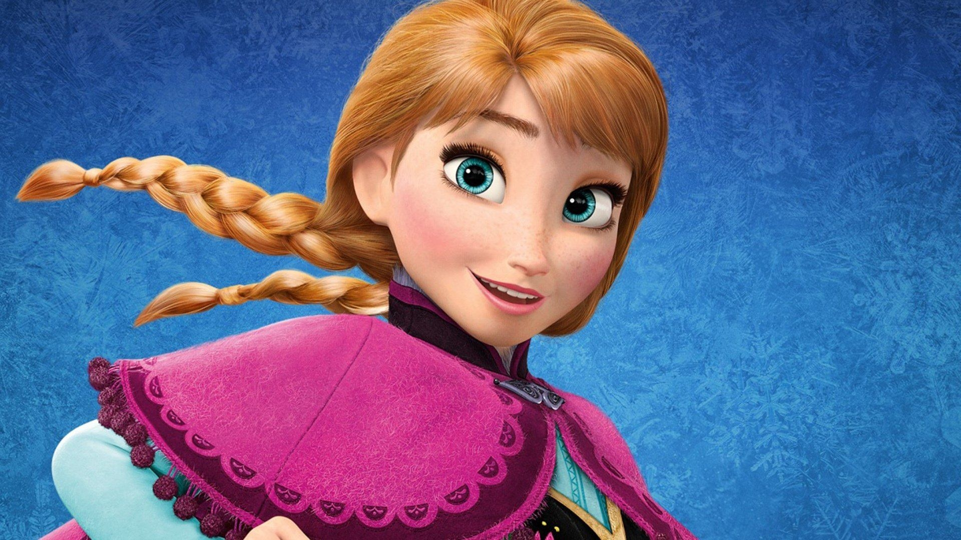 Frozen Anna Wallpaper