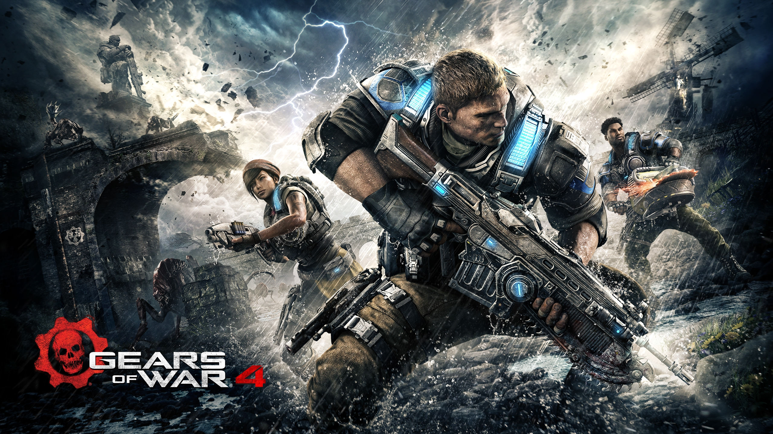 Gears of War 4 Kait Wallpaper