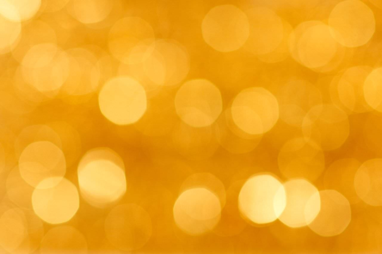 Gold Light Color Wallpaper