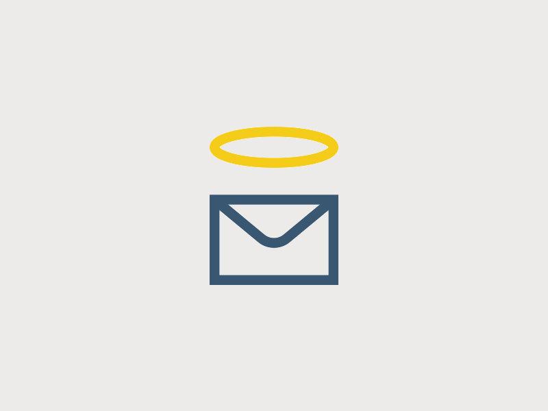 Good Email Logo Rebound