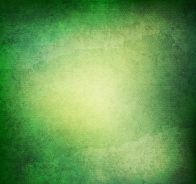 Green Watercolor Texture Background