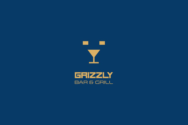 Grizzly Bar & Grill Logo