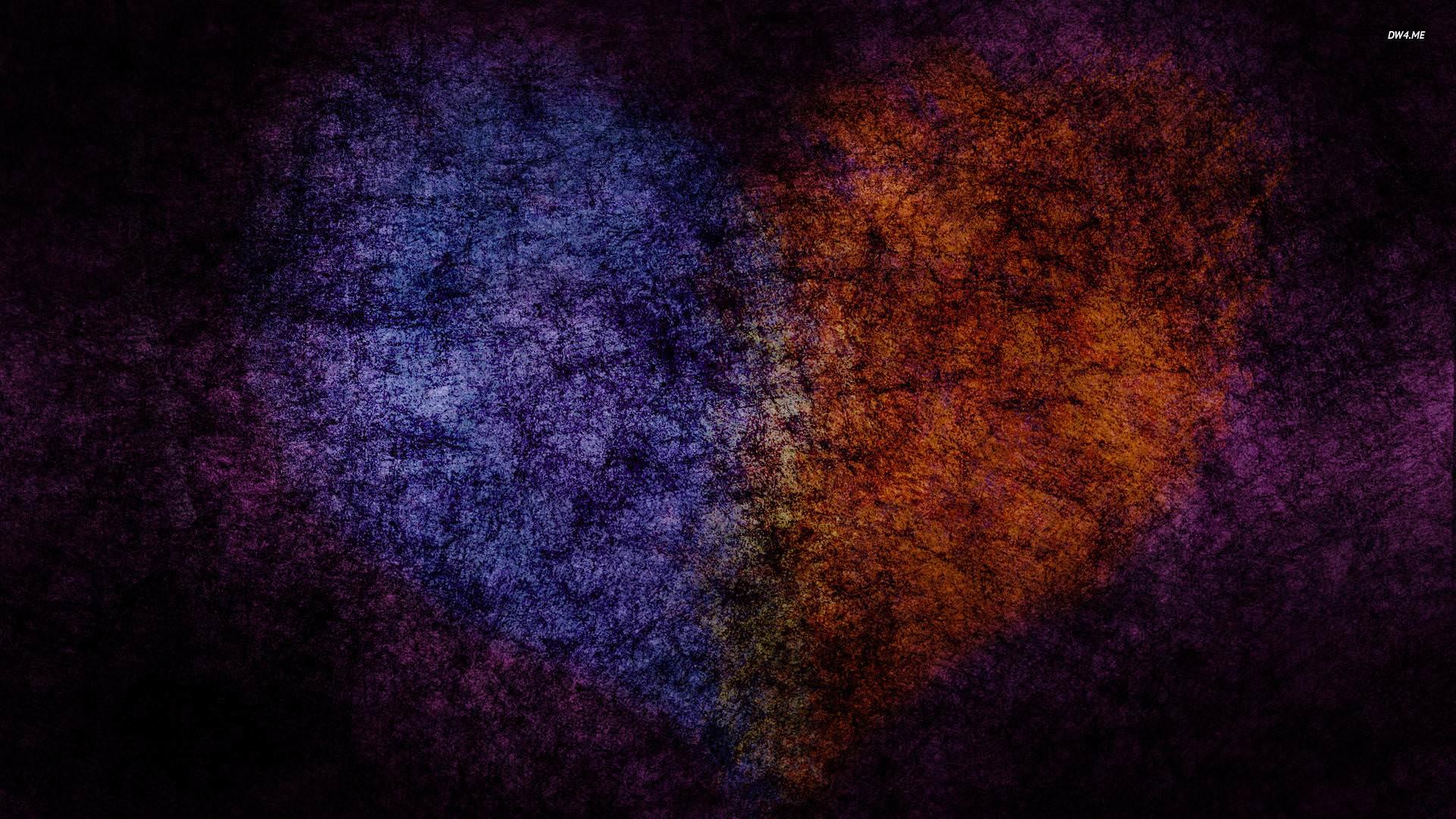 Grunge Heart Wallpaper For desktop