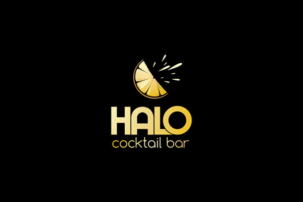 Halo Cocktail Bar Logo