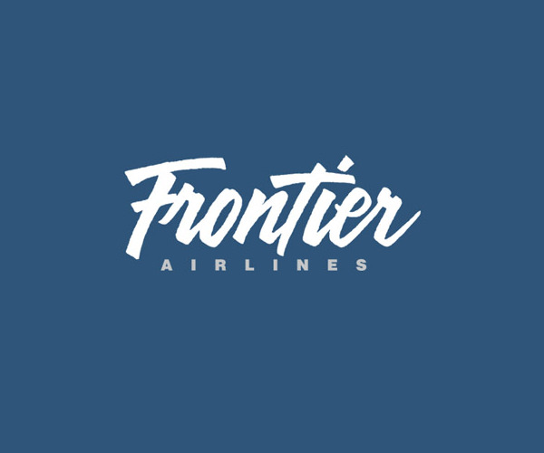 Hand Lettered Airliners Logo