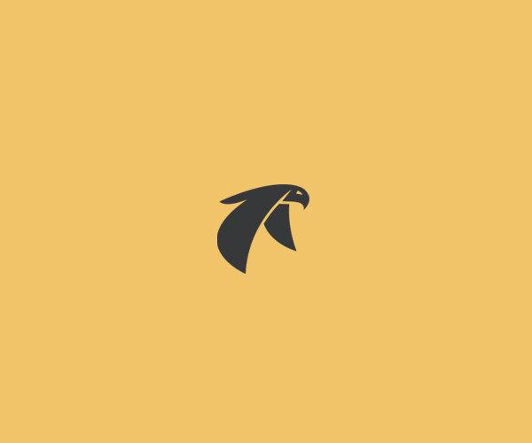 Hawk Symbol Logo