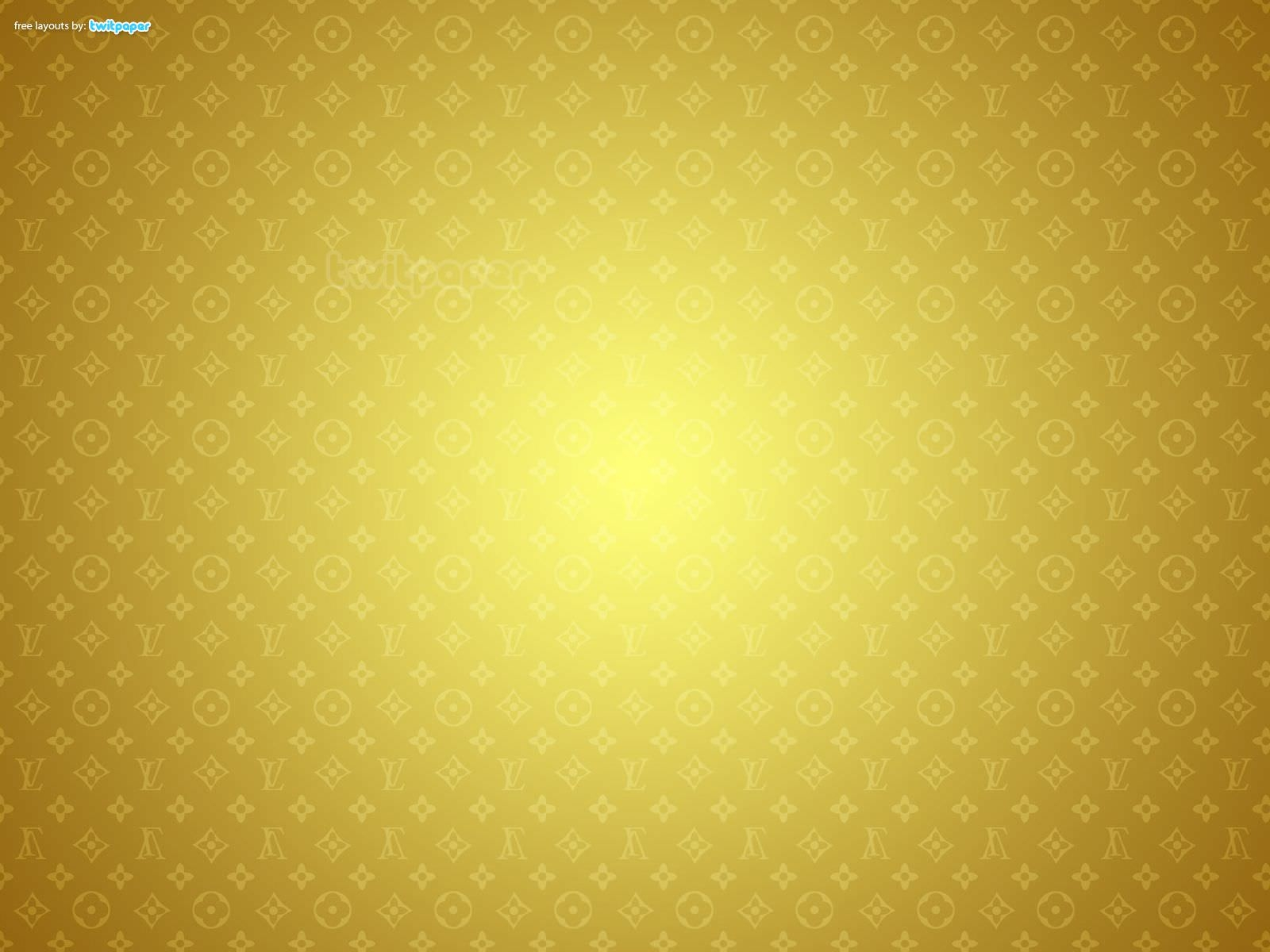 High Definition Golden Wallpaper